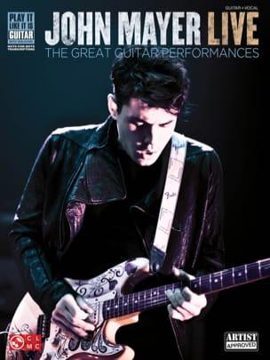John Mayer Live - The Great Guitar Performances - laflutedepan.com