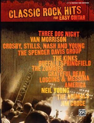 - Classic Rock Hits for Easy Guitar - Sheet Music - di-arezzo.co.uk