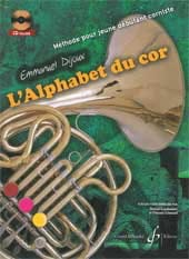 Emmanuel Dijoux - The Alphabet of the Horn - Sheet Music - di-arezzo.com