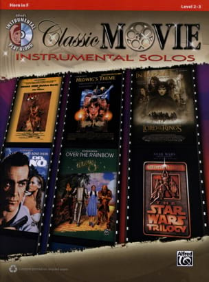 Classic movie - Instrumental solos - Sheet Music - di-arezzo.co.uk