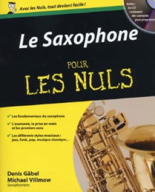 - The Saxophone for Dummies - Book - di-arezzo.com