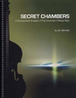 METHODE AEBERSOLD - Secret Chambers - Sheet Music - di-arezzo.com