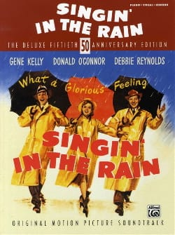 - Let's Sing In The Rain - The Deluxe 50th Anniversary Edition - Sheet Music - di-arezzo.com
