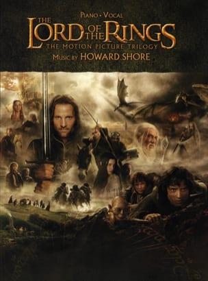 Howard Shore - The Lord of the Rings Trilogy - Sheet Music - di-arezzo.co.uk