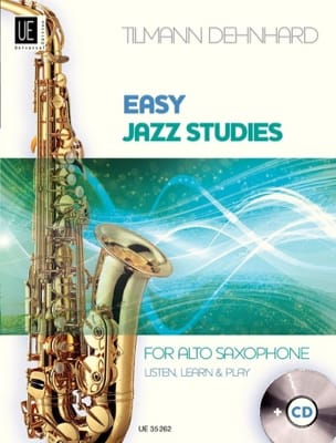 Tilmann Dehnhard - Easy Jazz Studies - Listen, Learn & Play - Partition - di-arezzo.fr