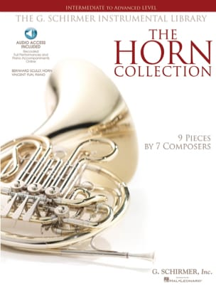 - The Horn Collection - Intermediate to Advanced Level - Partition - di-arezzo.fr