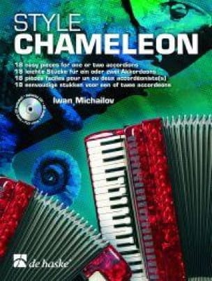 Iwan Michailov - Chameleon Style - Sheet Music - di-arezzo.co.uk