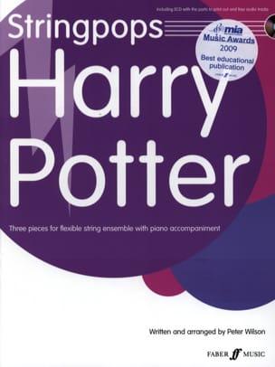 Harry Potter Stringpops - Sheet Music - di-arezzo.co.uk