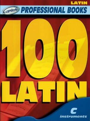 - 100 Latin - Professional Books - Sheet Music - di-arezzo.com