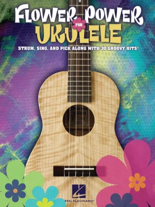 - Flower Power For Ukulele - Partition - di-arezzo.fr