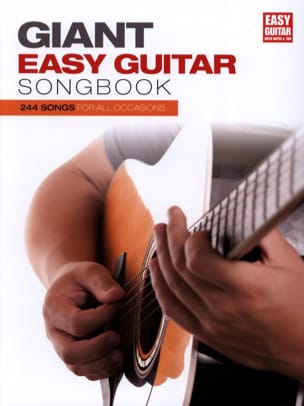 Giant Easy Guitar Songbook - Partition - laflutedepan.com