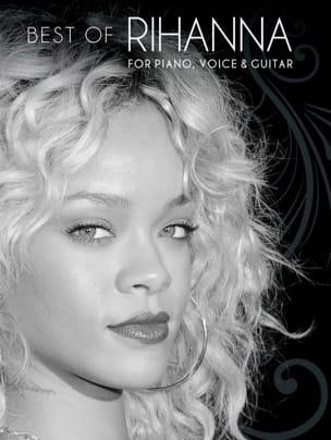 Rihanna - Best of Rihanna - Partition - di-arezzo.fr