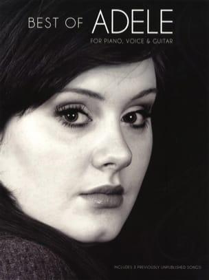 Adele - Best of Adele - Sheet Music - di-arezzo.co.uk