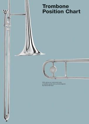 Trombone Position Chart Partition Trombone - laflutedepan