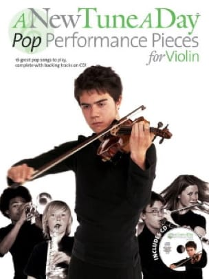 - A New Tune A Day: Pop Performance Pieces - Partition - di-arezzo.fr