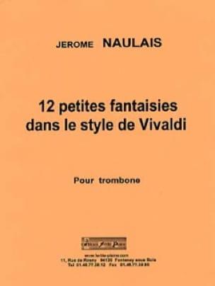 12 Petites fantaisies dans le style de Vivaldi laflutedepan