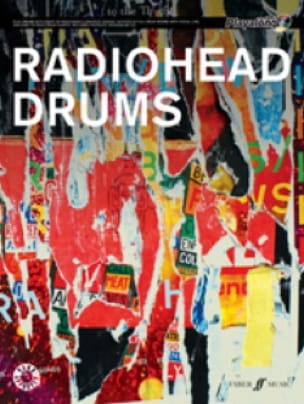 Authentic Playalong Radiohead Partition Batterie - laflutedepan