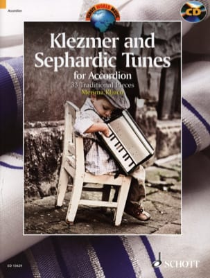 Merima Kljuco - Klezmer and Sephardic Tunes - Sheet Music - di-arezzo.co.uk