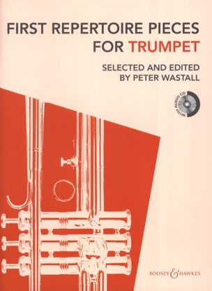 First Repertoire Pieces For Trumpet Partition laflutedepan