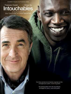 - Intouchables - Musique du FIlm - Sheet Music - di-arezzo.co.uk