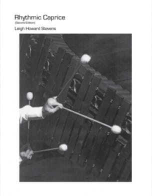 Rhythmic Caprice Second Edition Leigh Howard Stevens laflutedepan