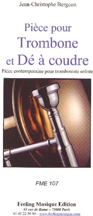 Pièce Pour Trombone et Dé à Coudre laflutedepan