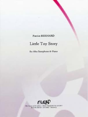 Patrice Bernard - Little Toy Story - Sheet Music - di-arezzo.com