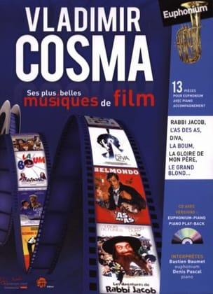 Vladimir Cosma - His Most Beautiful Soundtracks - Sheet Music - di-arezzo.com