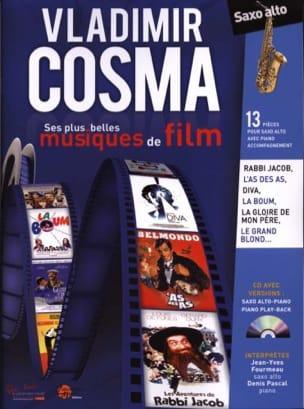 Vladimir Cosma - 彼の最も美しいサウンドトラック - 楽譜 - di-arezzo.jp