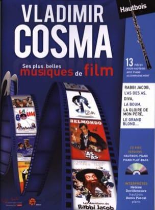 Vladimir Cosma - Ses Plus Belles Musiques de Film - Partition - di-arezzo.fr