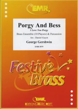 Porgy and Bess - I Love You Porgy GERSHWIN Partition laflutedepan