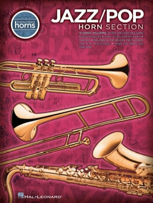- Jazz / Pop Horn Section - Partition - di-arezzo.fr