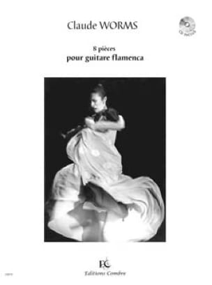 Claude Worms - 8 Pieces for Flamenco Guitar - Sheet Music - di-arezzo.com
