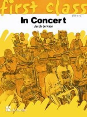 First Class: In Concert 3Eb - Eb Alto Clarinet / Eb Alto Saxophone laflutedepan