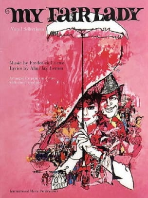 Frederick Loewe - My Fair Lady - Vocal Selections - Partition - di-arezzo.fr