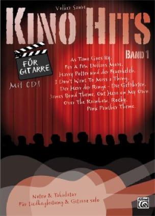 - Kino Hits Volume 1 für Gitarre - Partition - di-arezzo.fr