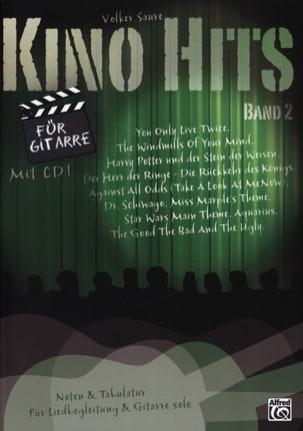 - Kino Hits Volume 2 für Gitarre - Partition - di-arezzo.fr