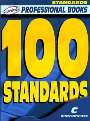 - 100 Standards - Professional Book - Partition - di-arezzo.fr