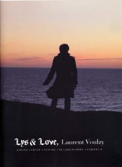 Laurent Voulzy - Lys & Love - Partition - di-arezzo.fr