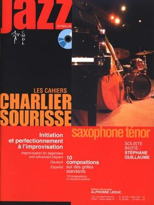 Charlier André / Sourisse Benoît - Les Cahiers Charlier Sourisse - 10 Compositions sur des Grilles Standards - Partition - di-arezzo.fr