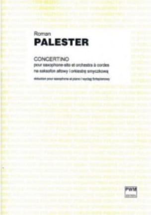 Roman Palester - Concertino - Partition - di-arezzo.fr