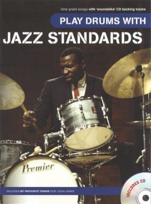 Play Drums With Jazz Standards Partition Batterie - laflutedepan