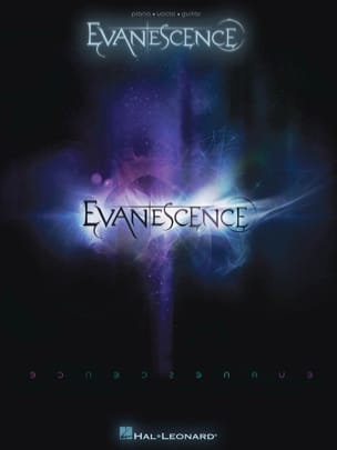 Evanescence Evanescence Partition Pop / Rock - laflutedepan