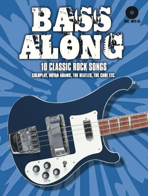- Bass Along - 10 Classic Rock Songs-mp3 - Partition - di-arezzo.fr