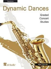 Allen Vizzutti - Dynamic Dances - Graded Concert Studies - Partition - di-arezzo.fr