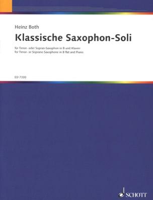 - klassische Saxophon Soli - Partition - di-arezzo.fr