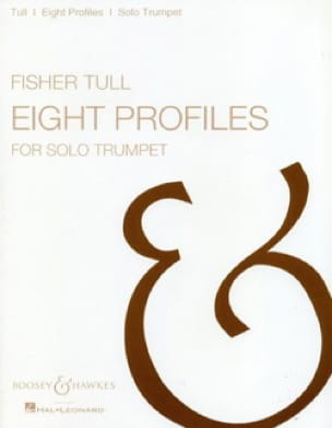 Fisher Tull - Eight Profiles - Sheet Music - di-arezzo.com