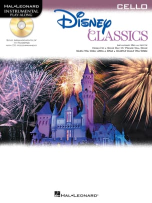 DISNEY - Disney Classics - Instrumental play-along - Sheet Music - di-arezzo.co.uk
