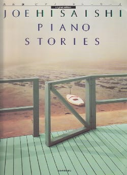Joe Hisaishi - Piano Stories - Original Edition - Partition - di-arezzo.fr