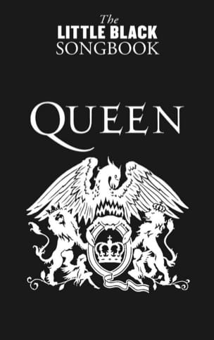 Queen - The Little Black Songbook - Partition - di-arezzo.fr